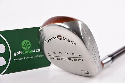 Taylormade Burner #3 Wood / 15° / Regular Flex Bubble 80 Shaft / Tafbur1385 • 24.95£