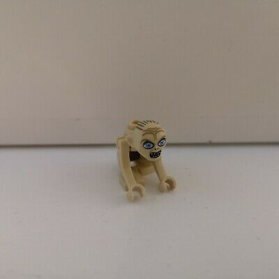 Lego - The Lord Of The Rings - Gollum, Wide Eyes - Genuine Minifigure • 8.99£