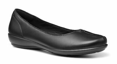 £49 • Buy Hotter Women's Robyn Slip On Ballet Pumps Leather Slip On Adult Casual Shoes