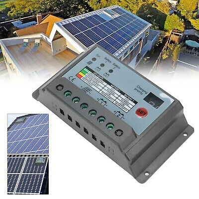 Solar Panel Charge Controller Battery Conditioner Suitable For 12v Or 24v • 13.59£