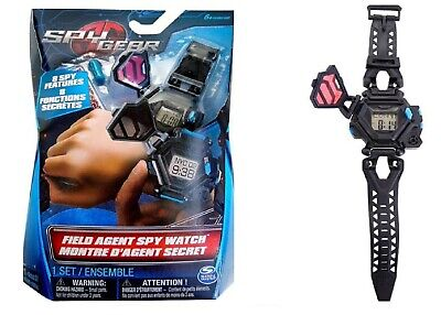 Spy Gear Ninja Gear Walkie Talkie Ages 6+ Toy Police Fight Play Agent Radio Belt • 24.61£