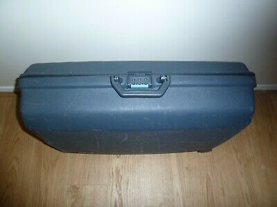 Samsonite Hard Shell Suitcase In Blue - Large Size • 25£