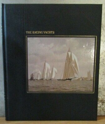 The Racing Yachts By Whipple, A.B.C. The Seafarers Time-Life Books 1980 • 5.99£