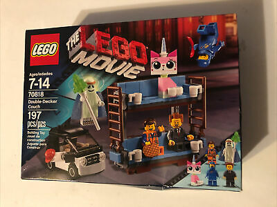 $ CDN62.24 • Buy Brand New Sealed LEGO 70818 The LEGO Movie Double-Decker Couch 197pcs Rare