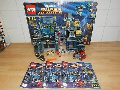 Lego Batman The Batcave ~ Complete With Instructions & Box • 60£