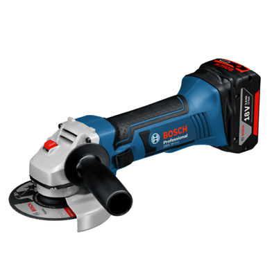 £129.99 • Buy Bosch Professional GWS 18V Cordless Angle Grinder In L-Boxx