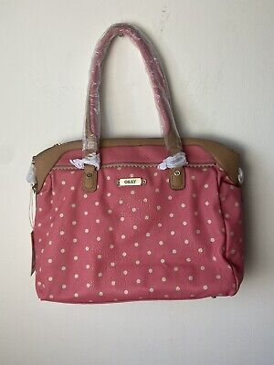 £38.33 • Buy NWT Oilily Carry All Large Bag Coral