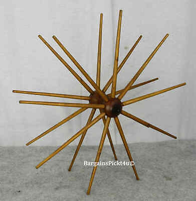Antique Primitive Wood Yarn Wool Spinning Wheel Skein Winder ~ Steampunk • 131.22£