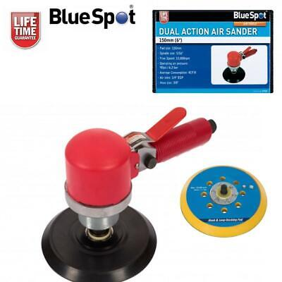 £28.50 • Buy CLEARANCE LOT07950 150mm (6 ) Dual Action DA Air Sander FOR COMPRESSORS 1/4  BSP