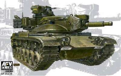 $70.15 • Buy  1/35 M60A2 Early Version Tank 4716965352387