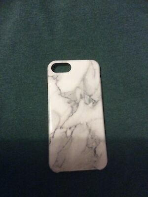 AU3.64 • Buy Iphone 8 Case Marble Effect Used But Excellent Condition