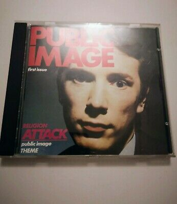 Public Image - First Issue - CD • 3.50£