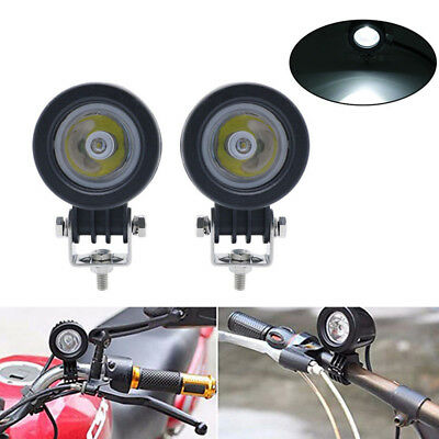 AU20.12 • Buy 3Inch 10W LED Work Light Spot Offroad Driving Fog Lamp Motorcycle Boat 4X4  WJ