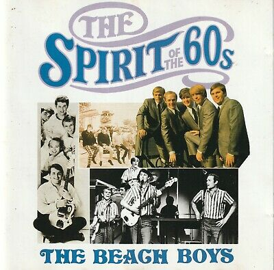 The Beach Boys ‎– The Spirit Of The 60s CD • 28.23£