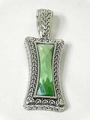 $ CDN13.80 • Buy Beautiful Lia Sophia  GREEK ISLE  Pendant/Slide, NWOT