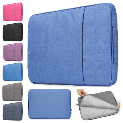 $10.67 • Buy Carrying Protector Sleeve Case Bag For Macbook Air Pro 11 12 13 In 13.3  Laptop