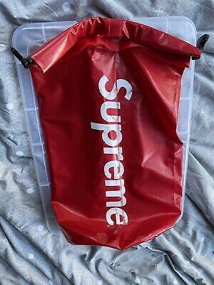 $ CDN51.04 • Buy Supreme Red Wet Bag