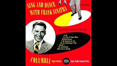 Sing And Dance With Frank Sinatra - Impex Hybrid Sacd • 38£