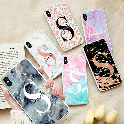 Marble Personalised Mobile Phone Case Cover For All Top Huawei Models 149 • 4.90£