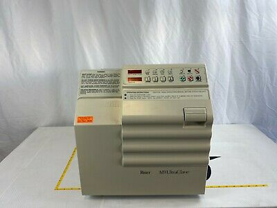 $2500 • Buy Autoclave Ritter Midmark M9 Ultraclave Sterilizer With Trays