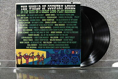 The World Of Country Music • 4.31£
