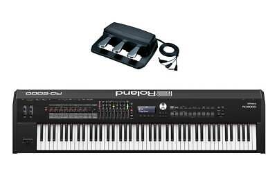 AU6566.13 • Buy Roland Keyboard Stage Piano RD-2000 RPU-3(Dedicated 3-pedal) Set New