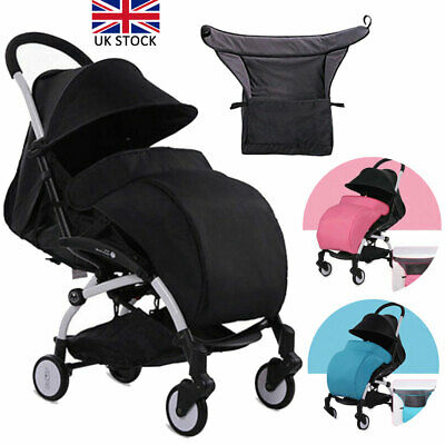 £12.03 • Buy Windproof Baby Stroller Foot Muff Snuggle Cover Buggy Pram Pushchair Padded New