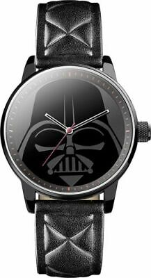 Star Wars Men's Quartz Analogue Display Watch With Black Dial And Black PU Strap • 29.99£