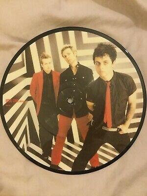 American Idiot By Green Day 7  Picture Disc Mint Condition Unplayed • 17.99£