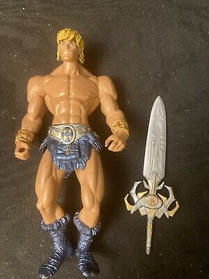 $16.99 • Buy Masters Of The Universe MOTU He Man Blue 2001 Sword