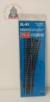 £14.75 • Buy Peco SL-91  Code 100 Insulfrog Small Right Hand Point