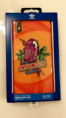 AU45.06 • Buy New Adidas Originals Logo IPhone X & XS Hard Trefoil Snap On Case Rare