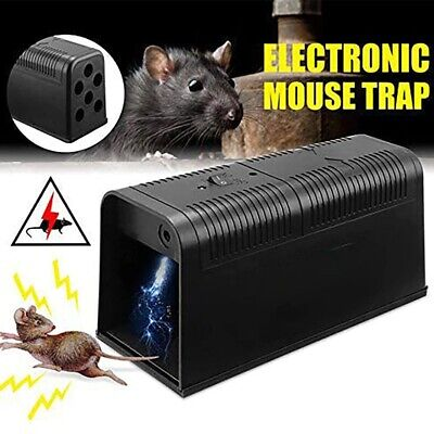 £18.71 • Buy Electronic Mouse Trap Victor Control Rat Killer Pest Mice Electric Rodent Zapper