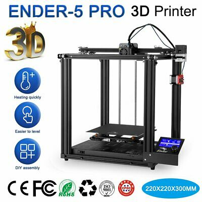 AU549 • Buy Creality ENDER-5 Pro ENDER 5 3D Printer DIY PRINTING Au Stock Authorized Dealer