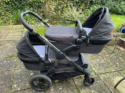 ICandy Orange Twin/Double Travel System - Black • 450£