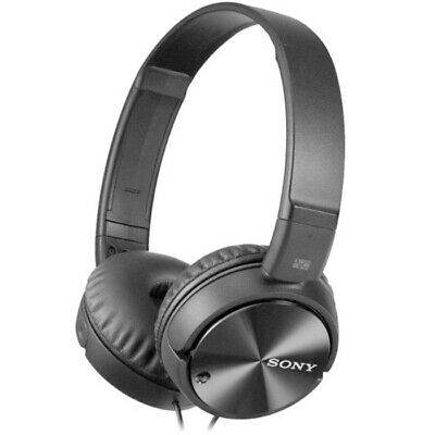 £24.14 • Buy Compact & Foldable Sony Mdr-zx110nc Noise-cancelling  Wired  Stereo Headphones