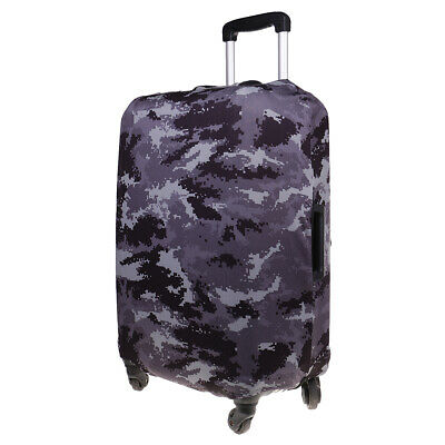 £12.06 • Buy 1Pc Camouflage Elastic Spandex Luggage Cover Suitcase Protector S 18-21'' #1