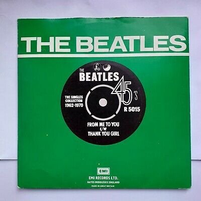 £5.99 • Buy Beatles  From Me To You  Green Sleeve (Type 1)