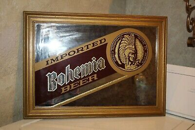 $ CDN21.74 • Buy Bohemia Imported Beer Sign 15x2 Inches