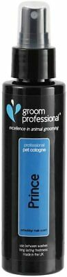 GROOM PROFESSIONAL Prince Cologne Spray For Dogs (100ml) • 5.99£