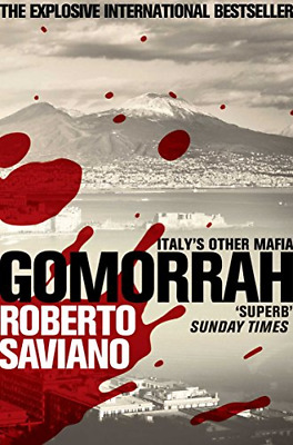 Gomorrah (tie-in): Italy's Other Mafia, Roberto Saviano, Good Condition Book, IS • 3.80£