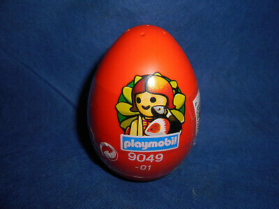 Playmobil Easter Egg 9049 Girl With Guinnea Pig New Unopened New Unopend • 5.33£