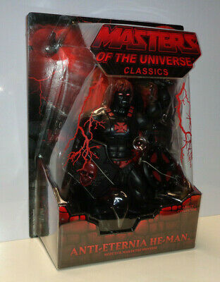 $139.85 • Buy ANTI-ETERNIA HE-MAN MOC Masters Of The Universe Classics MOTUC Chase Exclusive