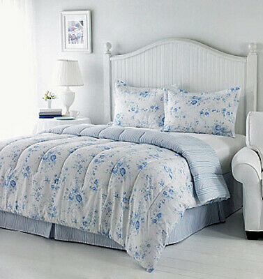 $ CDN227.82 • Buy Ralph Lauren WILLOW GROVE FLORAL 4 - Pc Queen Comforter Set