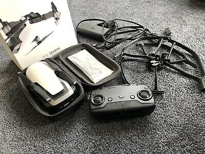 AU999 • Buy DJI Mavic Air Drone White With Accessories And SD Card