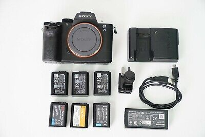 $ CDN2083.79 • Buy Sony Alpha A7S II 12.2MP Digital Camera Cinema Package (cage, Cards, Etc..)