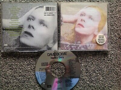 David Bowie - Hunky Dory [Remastered] (1999) • 0.49£