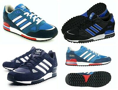 $ CDN124.08 • Buy Mens Adidas Originals ZX750 Suede Trainers Sports Running Shoes Size UK 7-12