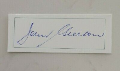 AU10 • Buy John Gleeson Cricket Signed In Person  Neat Card England Ashes Australia
