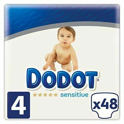 View Details Sensitive Diaper Size 4 With 48 Units - Dodot • 20.84£
